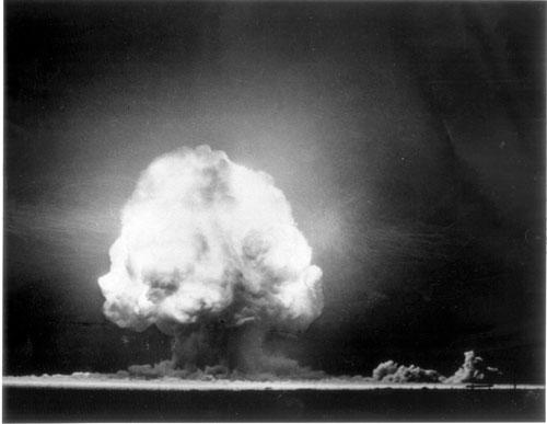 Atombombe Eksploderer