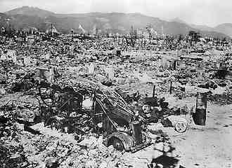 atombombe Japan